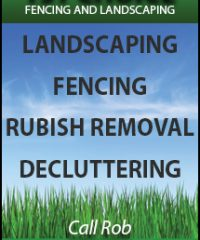 1st Choice Fencing & Landscaping