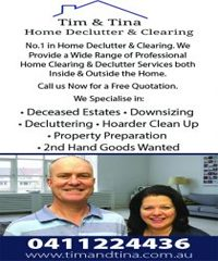 TIM AND TINA PROFESSIONAL HOME DECLUTTER AND CLEARING MELBOURNE