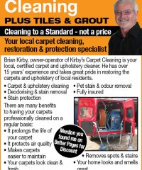 Kirby's Carpet Cleaning