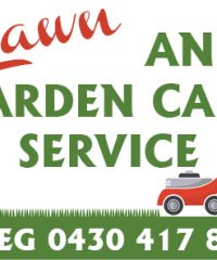 Lawn and Garden Care Services