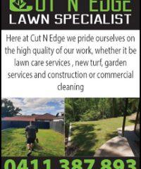 Cut 'n' Edge Lawn Specialist