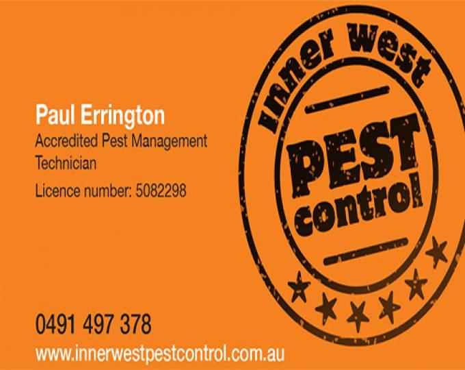 Inner West Pest Control