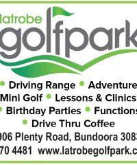 Latrobe golfpark