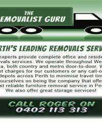 THE Removalist Guru