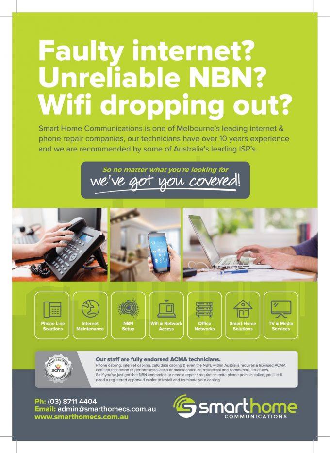 Smart Home Communications