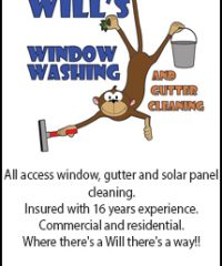 Will's Window Washing and Gutter Cleaning