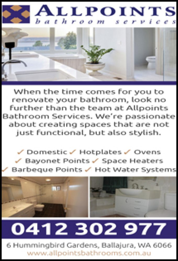 All Points Bathroom Services