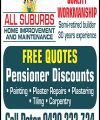 All Suburbs Home Maintenance
