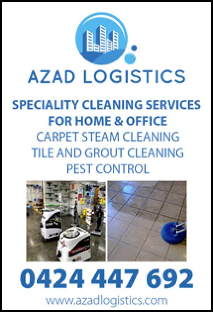 Azad Logistics