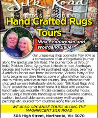 Silk Road Rugs & Tours