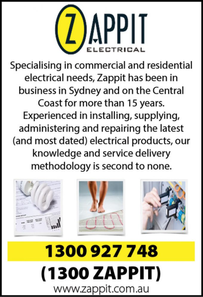 Zappit Electrical