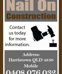 Nail On Construction