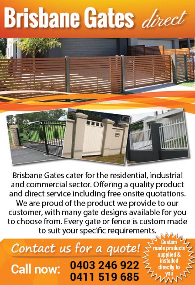 Brisbane Gates Direct
