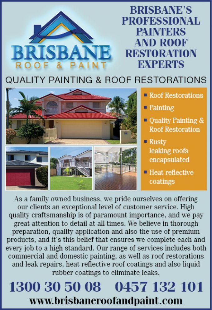 Brisbane Roof & Paint