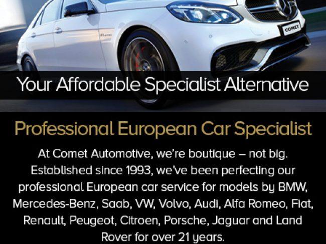 Comet Automotive Service Centre