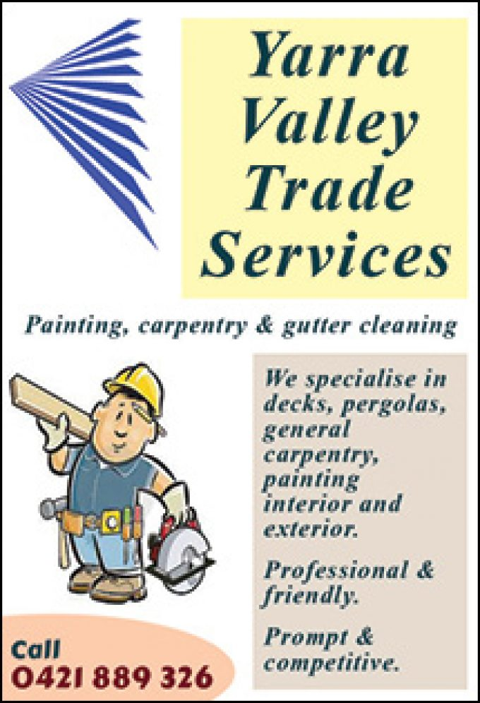 Yarra Valley Trade Services