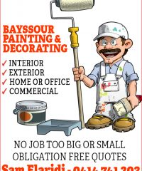 Bayssour Painting & Decorating