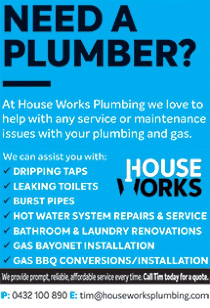 HouseWorks Plumbing