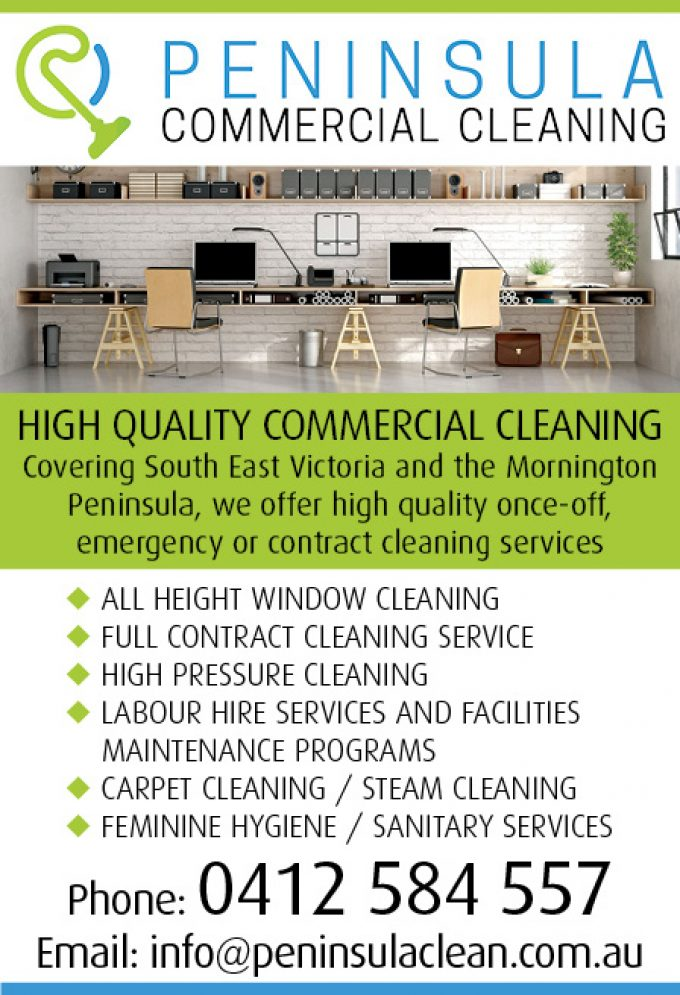 Peninsula Commercial Cleaning