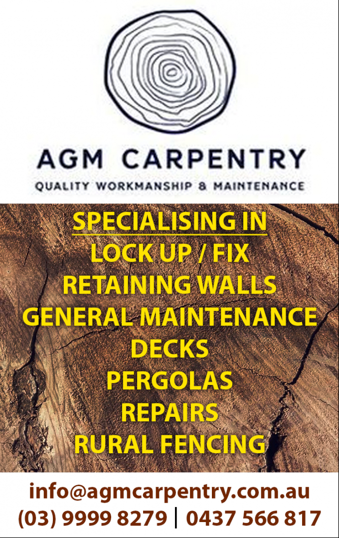 A.G.M Carpentry