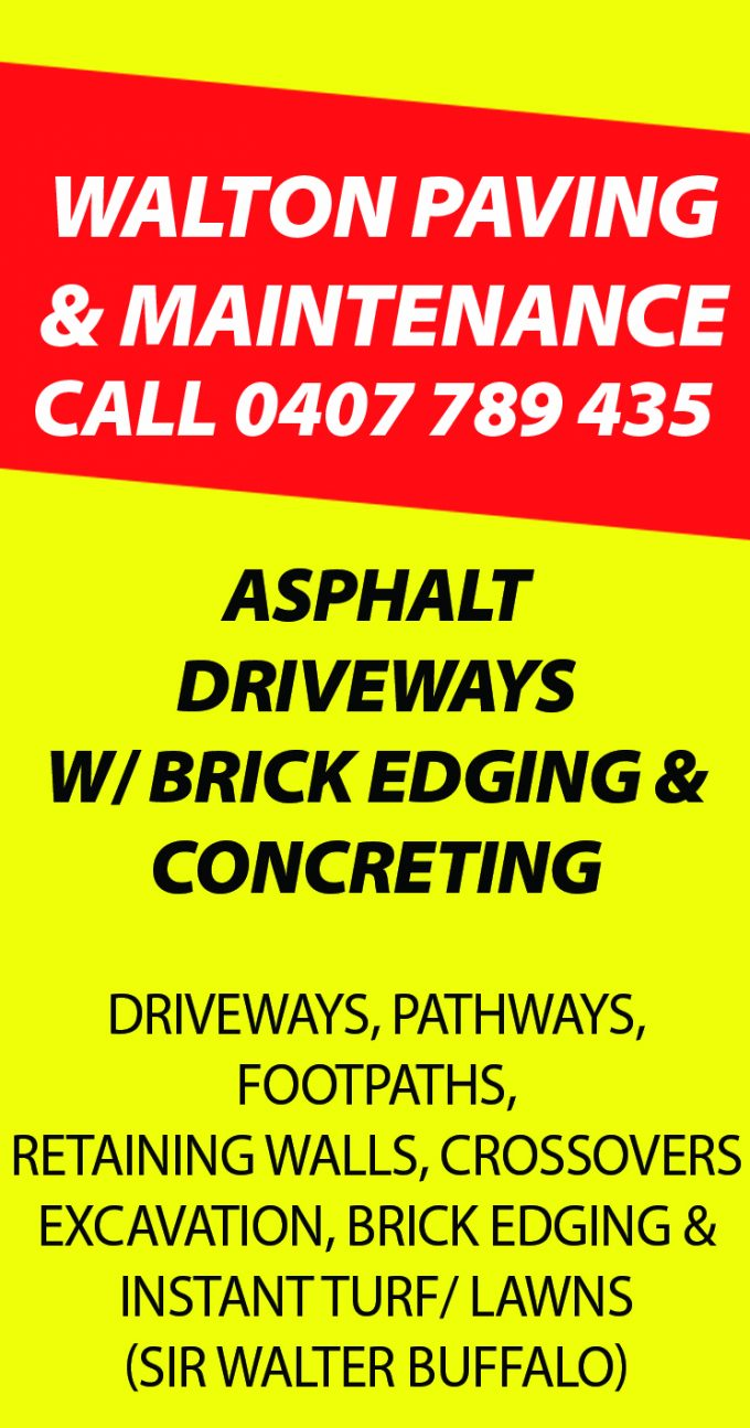 Walton paving  & maintenance