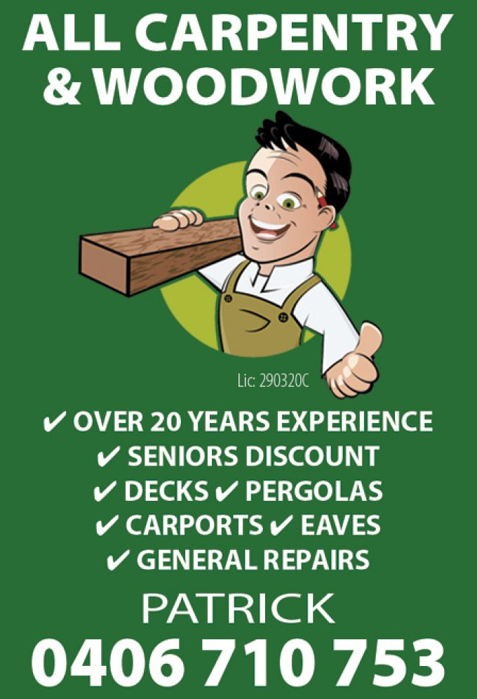 All Carpentry & Woodwork