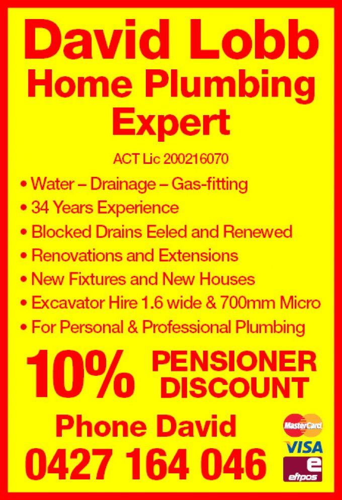 David Lobb Home Plumbing
