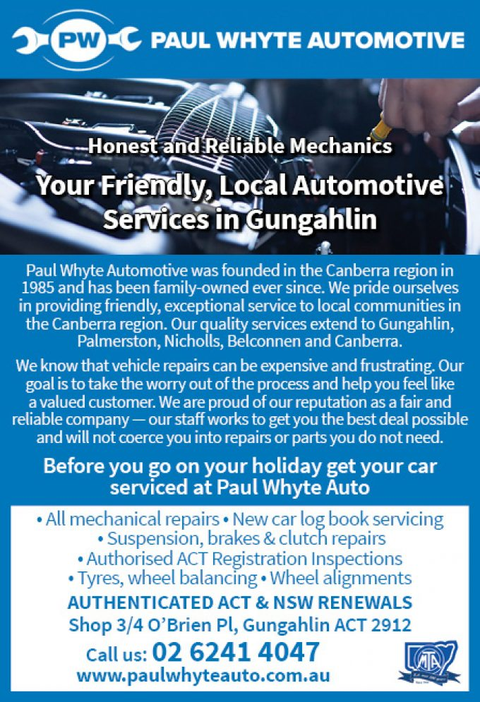 Paul Whyte Automotive