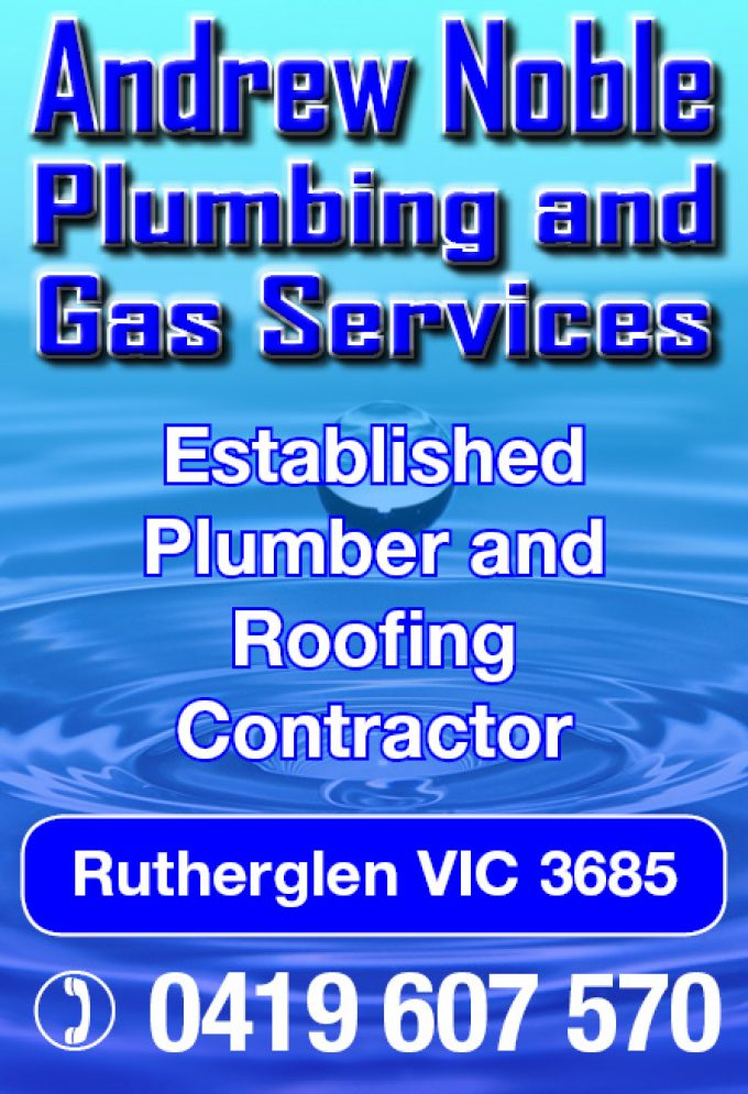 Andrew Noble Plumbing & Gas Services