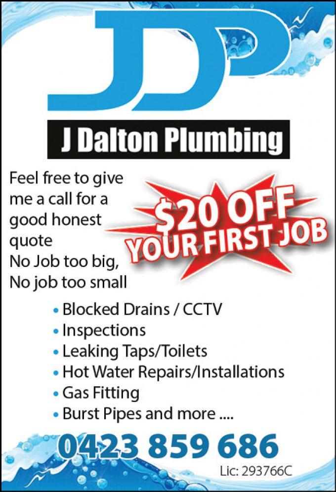 J Dalton Plumbing