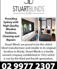 Stuart Blinds