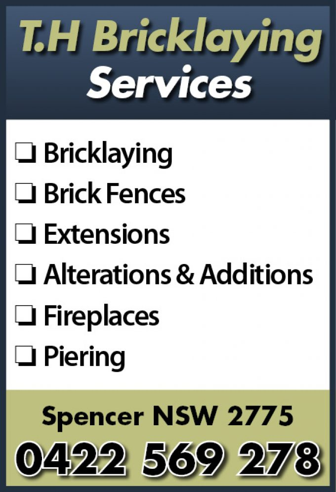 TH Bricklaying Services