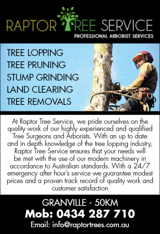 Raptor Tree Services