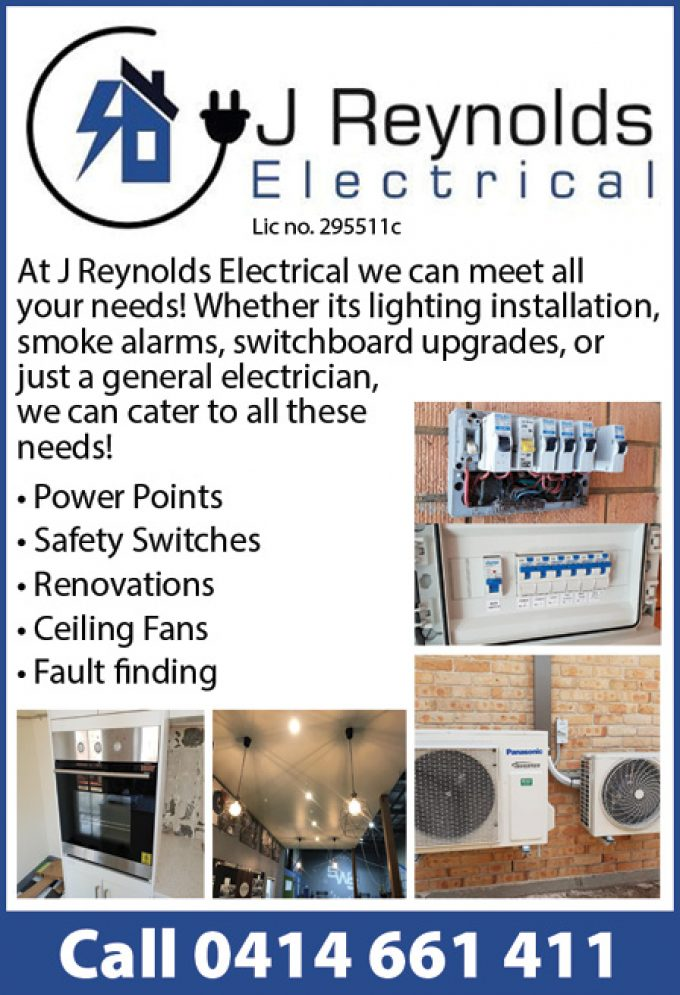 J Reynolds Electrical