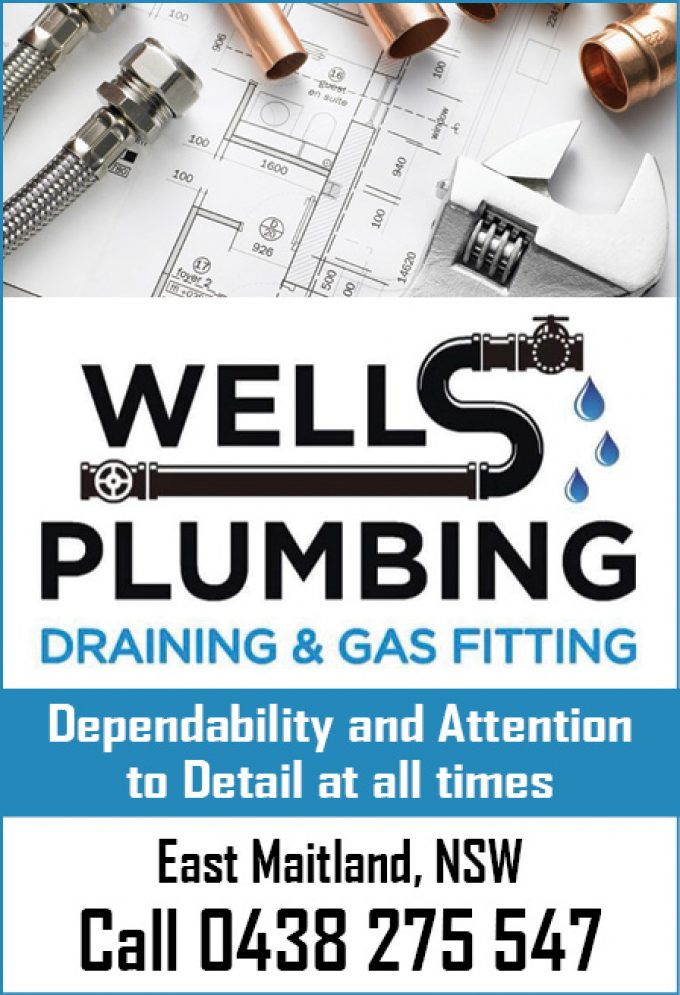 Wells Plumbing Drainage & Gas Fitting