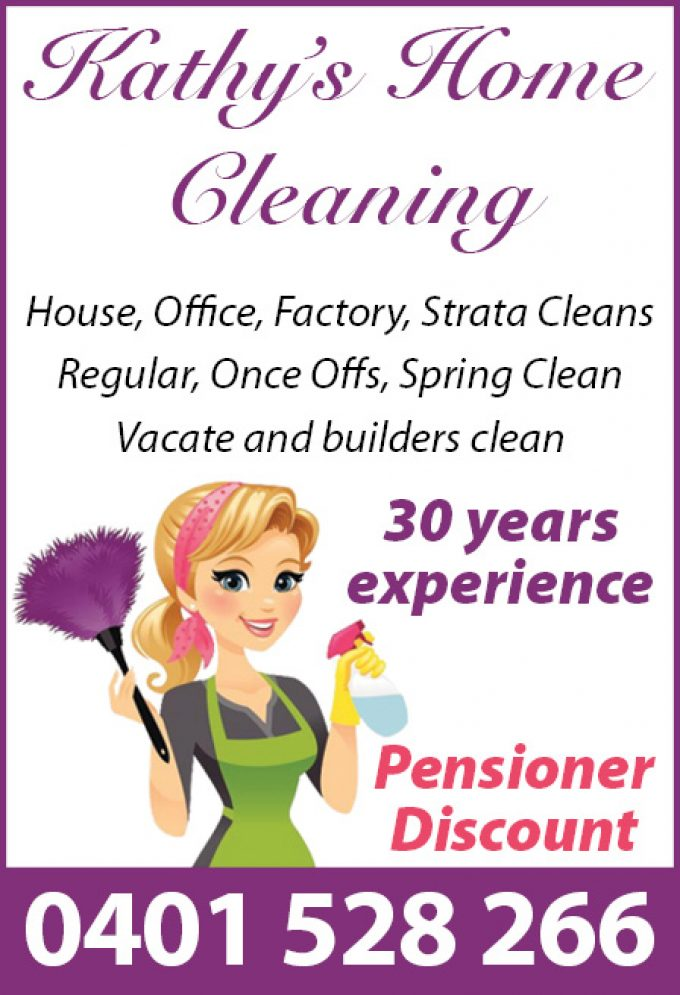 Kathy's Home Cleaning