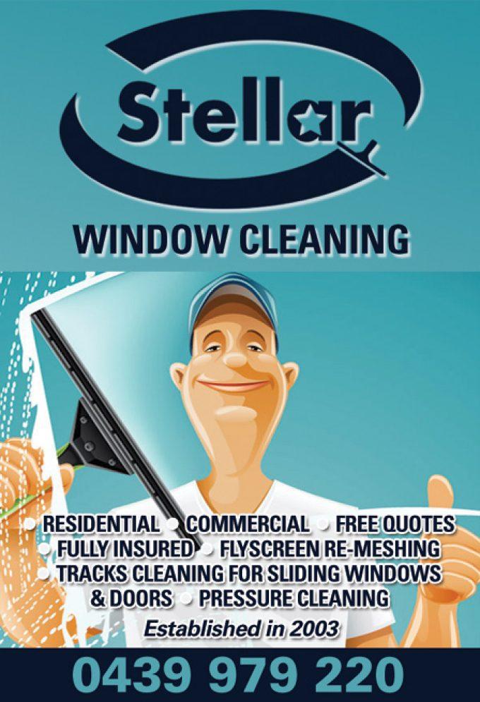 Stellar Window Cleaning