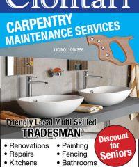 Clontarf Carpentry Maintenance Services