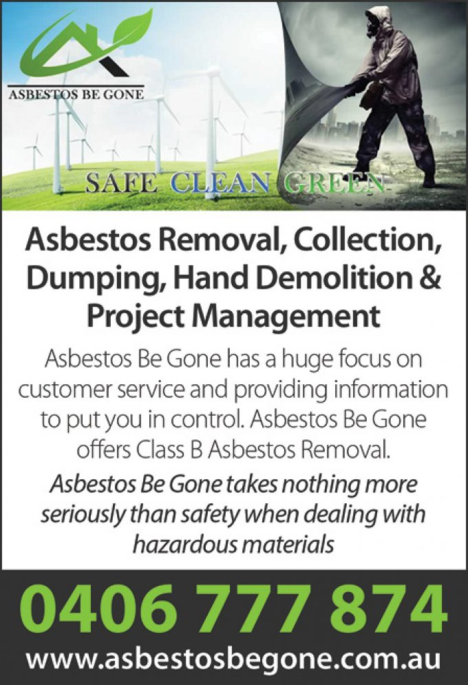 Asbestos Be Gone