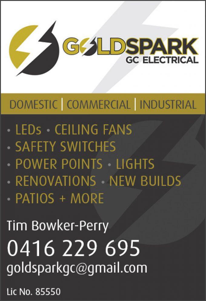 Goldspark GC Electrical