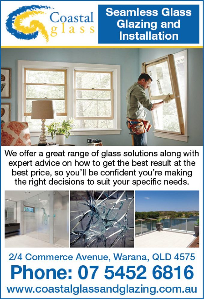 Coastal Glass