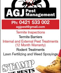 AGJ Pest Control