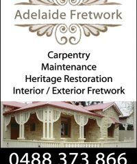 Adelaide Fretwork