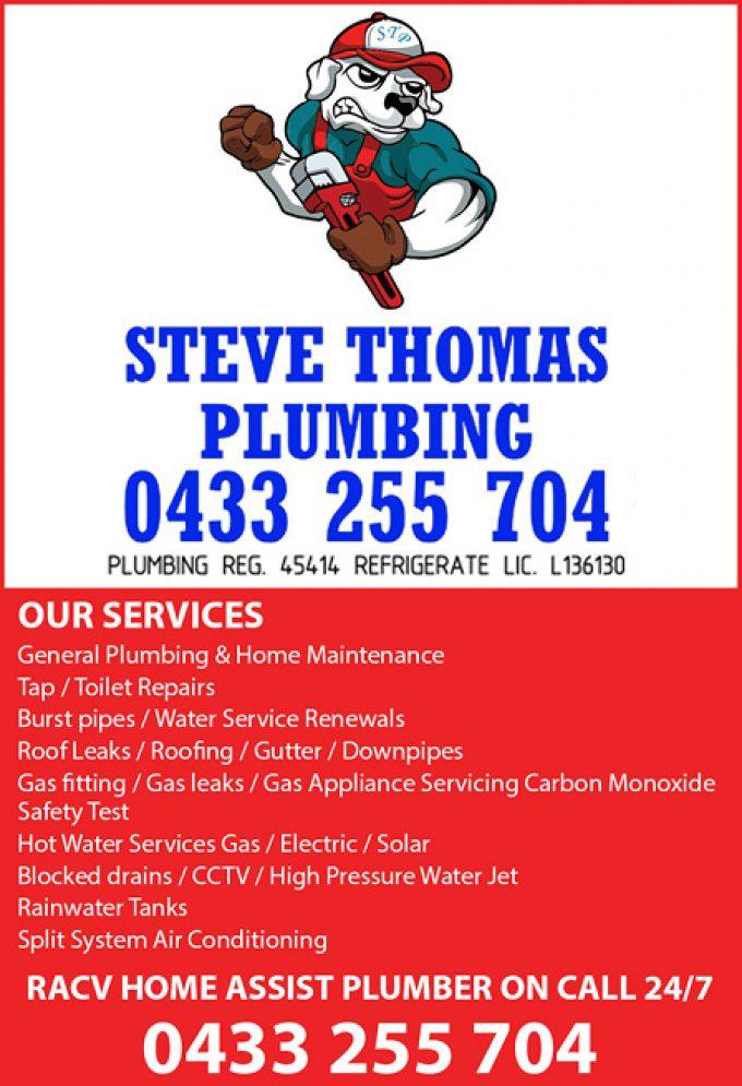 Steve Thomas Plumbing