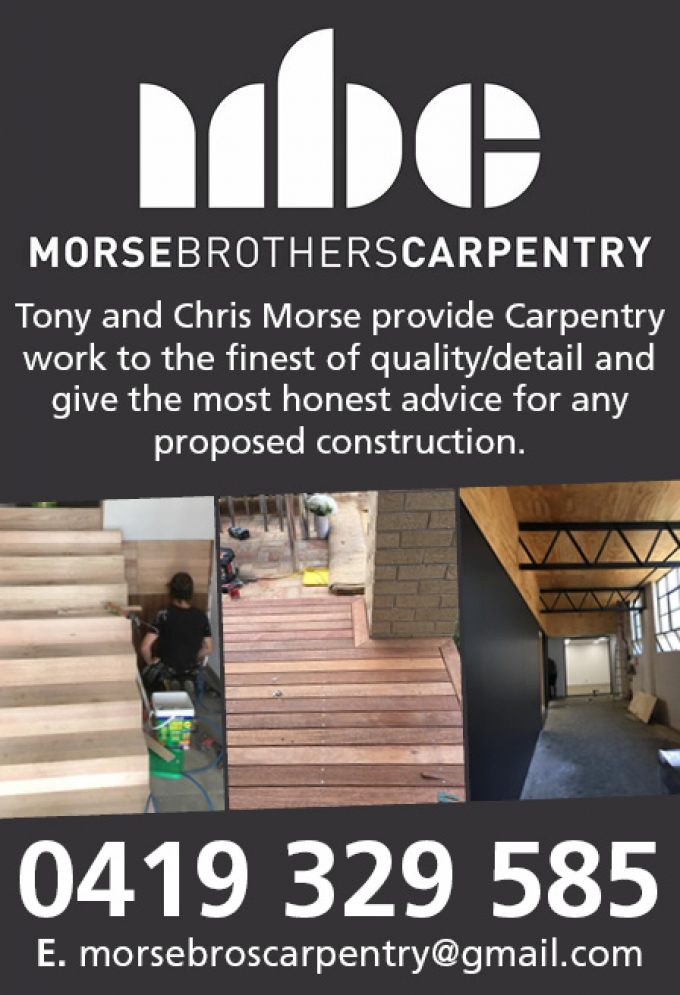 Morse Brothers Carpentry