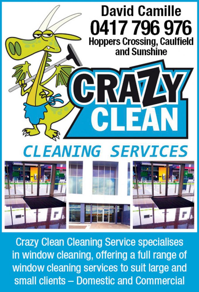 Crazy Clean Cleaning Service
