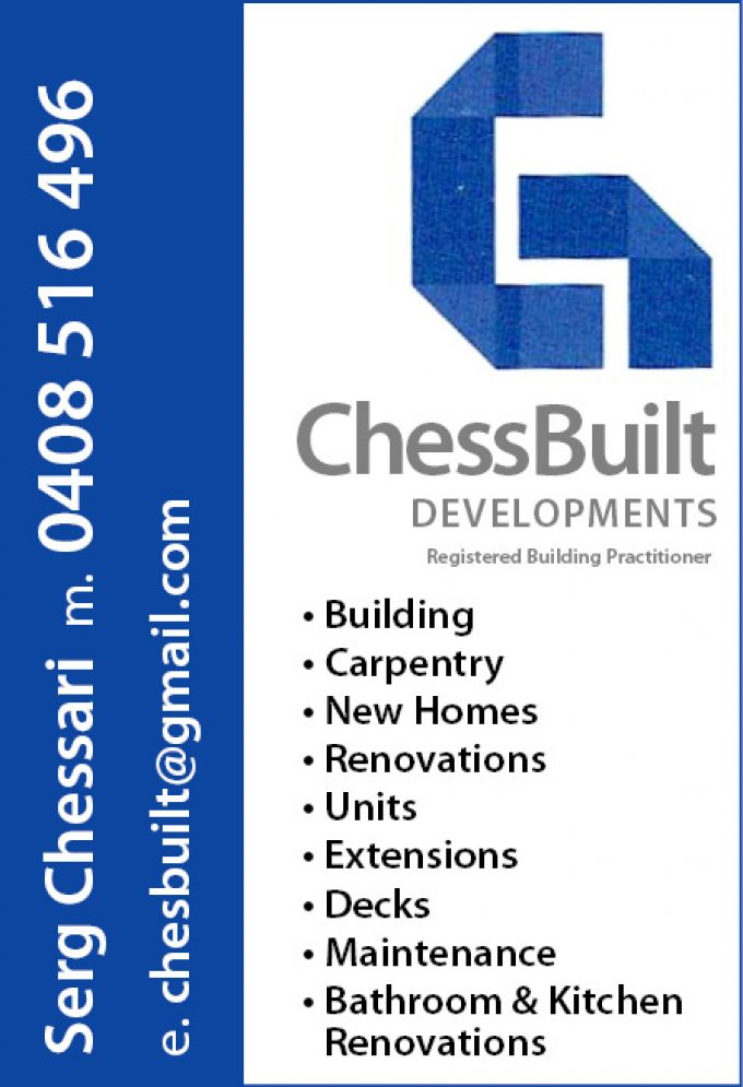 ChessBuilt Developments