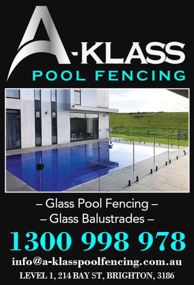 A-Klass Pool Fencing