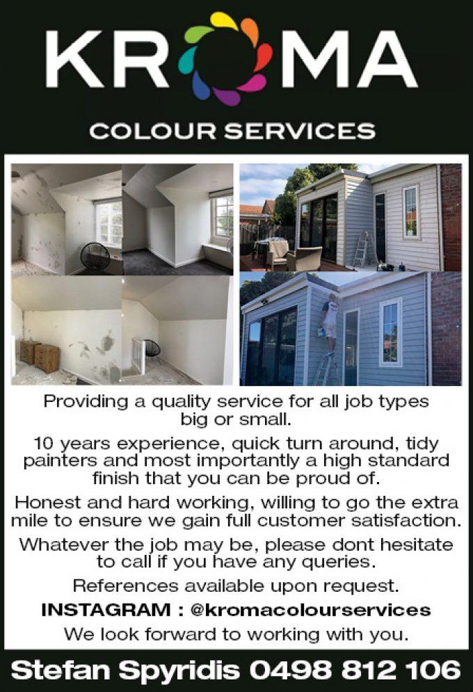 Kroma Colour Services