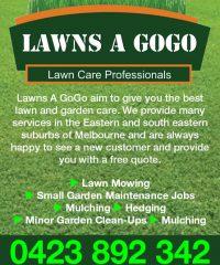 Lawns A Gogo